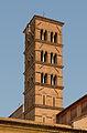 Campanile church Santa Francesca Romana Rome.jpg