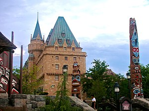 Canada Pavilion at Epcot - Image: Canada Epcot