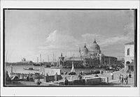 Canaletto (Venice 1697-Venice 1768) - Venice, The Molo towards the Dogana and S. Maria della Salute - RCIN 400977 - Royal Collection.jpg