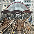 Canary Wharf Station, London Docklands - panoramio.jpg