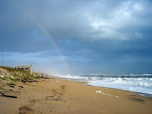 Canaveral National Seashore - Image: Canaveral National Seashore 2
