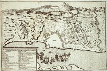 Candia fortress from a Turkish perspective (1667/1668)