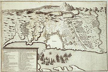 Belagerung von Candia durch die Türken (1667/69)