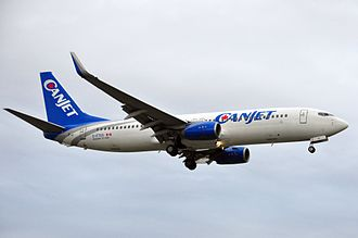 CanJet - CanJet Boeing 737-800
