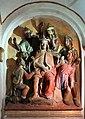 Cappella della casa di pilato, cristo coronato di spine attr. ad agnolo di polo e benedetto buglioni, 01.jpg