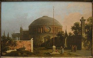 Capriccio: A Circular, Domed Church