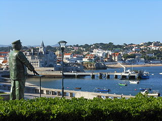 Cascais Municipality in Lisboa, Portugal