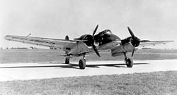 Captured Hs 129B at Freeman Field (front) 1946.JPG