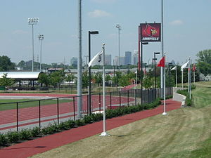 University of Louisville - Completed in 2001, Cardinal Park is home to 5 Cardinal athletic teams