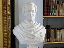 Büste von Carl Friedrich von Sachsen-Weimar von Angelica Bellonata Facius in der Herzogin-Anna-Amalia-Bibliothek Weimar (Quelle: Wikimedia)
