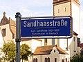 Carl Friedrich Sandhaas Str.Haslach.jpeg