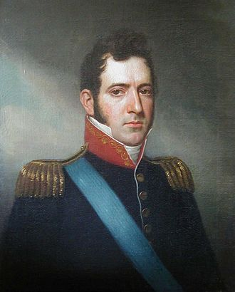 Supreme Director of the United Provinces of the Río de la Plata - Image: Carlos Alvearcolor