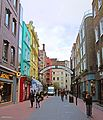Carnaby Street In Soho - London. (22473627096).jpg
