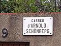 Carrer d Arnold Schönberg - 2006-05-12 - Jorge Franganillo.jpg