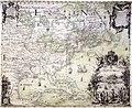 Carte de la Nouvelle France ou est compris la Nouvelle Angleterre, Nouvelle Yorc, Nouvelle Albanie, Nouvelle Suede, la Pensilvanie, la Virginie, la Floride.jpg