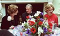 Carters with Margaret Thatcher state dinner (cropped1).jpg