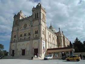 image illustrative de l'article Cathédrale Saint-Louis de Carthage