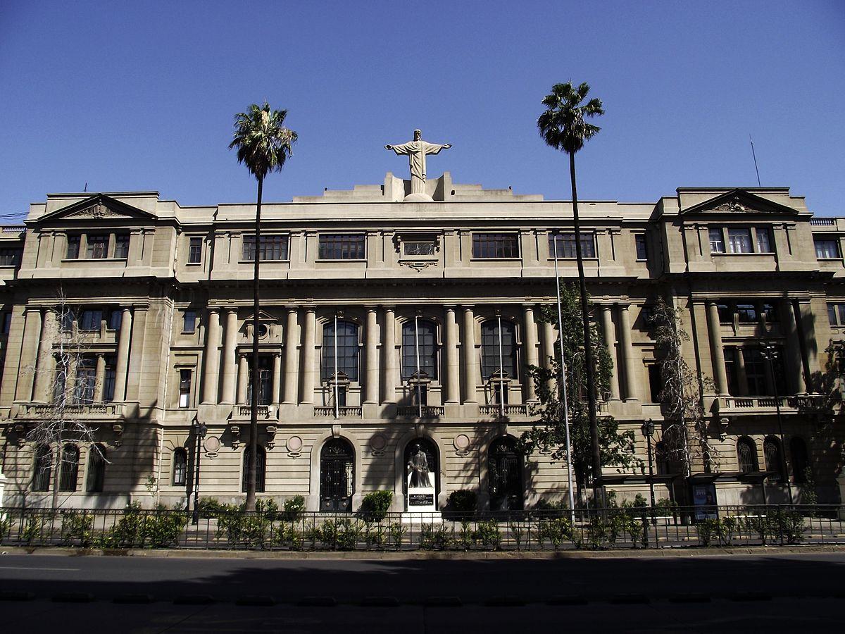 U Catolica De Chile Pontifical Catholic Un...