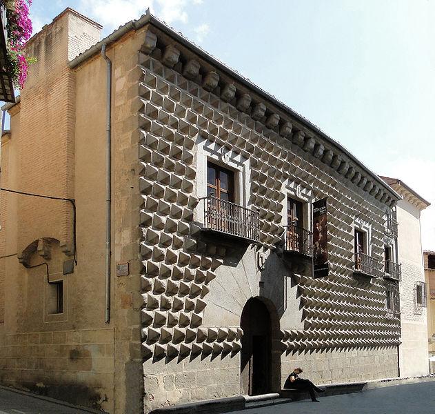 File:Casa de los Picos, Segovia.jpg – Travel guide at ...