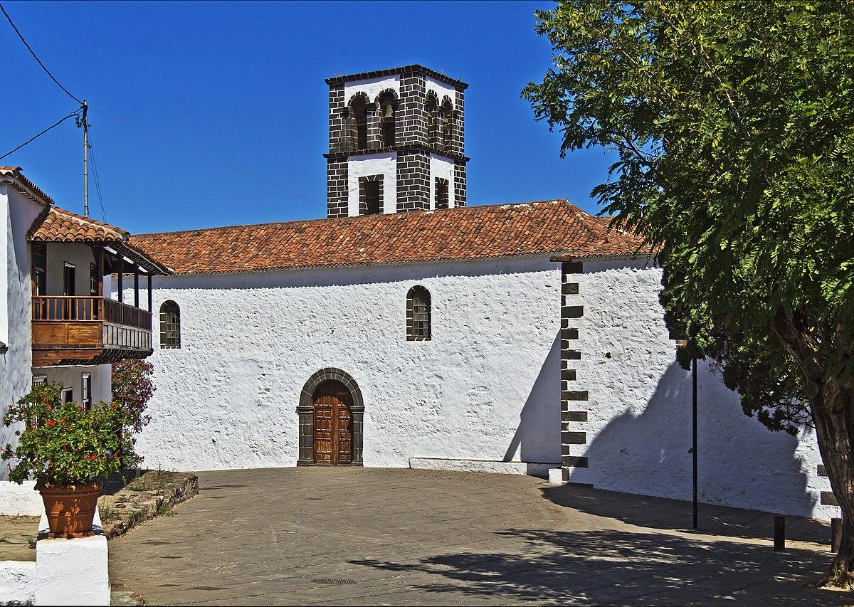 Iglesia de santa catalina m rtir de alejandr a tacoronte - Parroquia santa catalina la solana ...