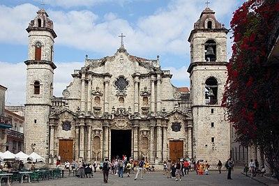 La Catedral Restaurant Havana