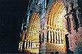 Cathédrale Notre Dame d'Amiens en couleurs.jpg