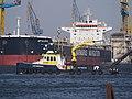 Catharina 6 (Tugboat, 2000), ENI 02719635, Mercuriushaven, Port ofAmsterdam.jpg