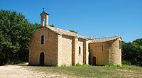 Cavillargues - Ermitage Notre-Dame-du-Saint-Sépulcre - 04.JPG