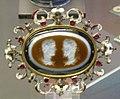 CdM, caracalla e geta, sardonice, 209 circa, montatura di rubini e diamanti del XVI sec..JPG