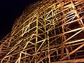Cedar Point Mean Streak track at night (4455).jpg