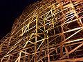 Cedar Point Mean Streak track at night (4455).jpg
