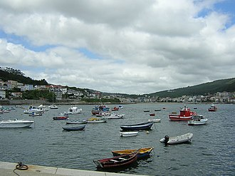 Cee, Galicia - Coast of Cee