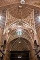 Ceiling of Mozaffariyeh, Bazzar of Tabriz, IRAN.jpg