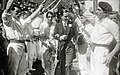 Celebración de la boda del político bergarés, Telesforo Monzon con María Josefa de Ganuza y Lardiazabal (7 de 9) - Fondo Marín-Kutxa Fototeka.jpg