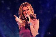 Celine Dion Concert Singing 'Taking Chances' 2008