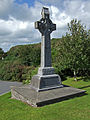 Celtic Cross in the grounds of Rathmore RC Church - geograph.org.uk - 498614.jpg