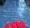 Cemetery Poznan Szczawnicka (Janina Rogozinska).jpg