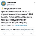 Central Election Commission of the Russian Federation tweet 20200701T2057.jpg