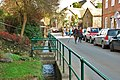 Cerne Abbas, View of Long Street - geograph.org.uk - 1733913.jpg