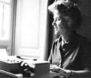 Elizabeth Eisenstein - Elizabeth Eisenstein in 1979 as the first resident scholar for the Center for the Book at the Library of Congress