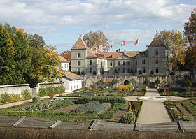 Image illustrative de l'article Château de Prangins