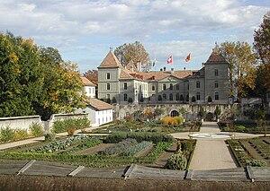 Prangins - Prangins Castle