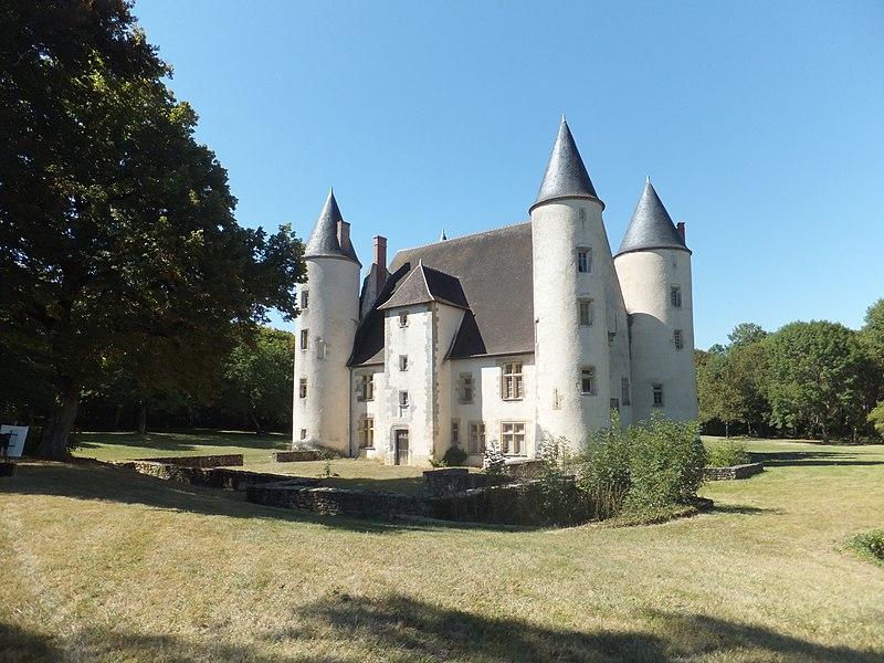 Château de l'Ormeteau (Inscrit)