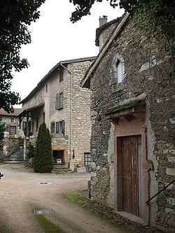 Château du Parc - Logis et communs