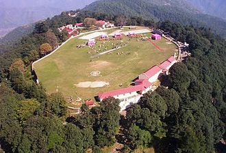 Chail Military School - Cricket ground