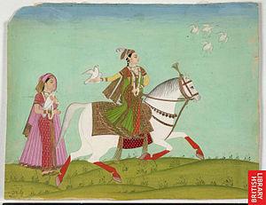 Chand Bibi - Image: Chandbibi 1800
