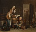 Chardin - Woman Doing Wash (The Washerwoman), 1732–1740.jpg