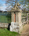 Charlecote Park - pier and finial.jpg