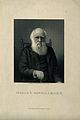 Charles Robert Darwin. Line engraving by C. Cook after Ellio Wellcome V0001469.jpg