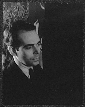 Charles Weidman - Portrait of Charles Weidman by Carl Van Vechten, Dec. 4, 1933